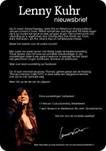 nieuwsbrief februari 2013 - 3 fansite