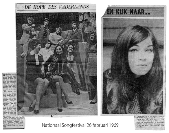 NSF 1969 Krant
